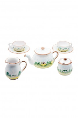 Servito da tè per due Toscana