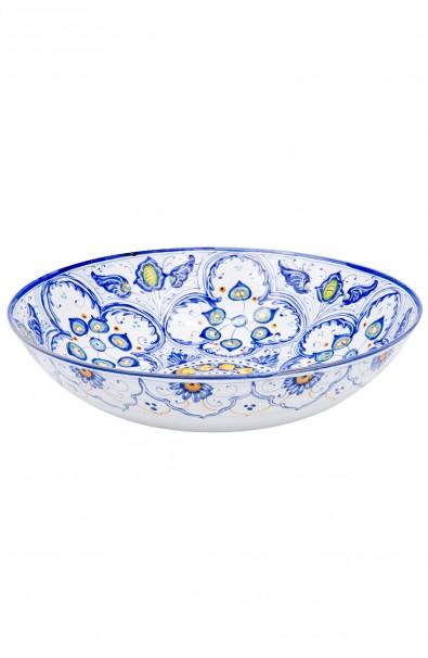 Ciotola in ceramica fine Persiano Blu