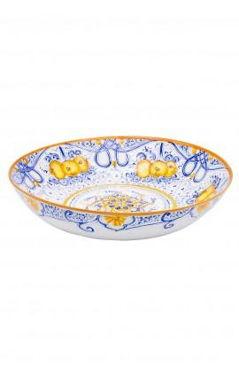Ciotola in ceramica fine – Melina e Nodi