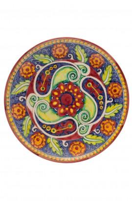 Piatto ceramica a ciotola – Perle Chini Craquele