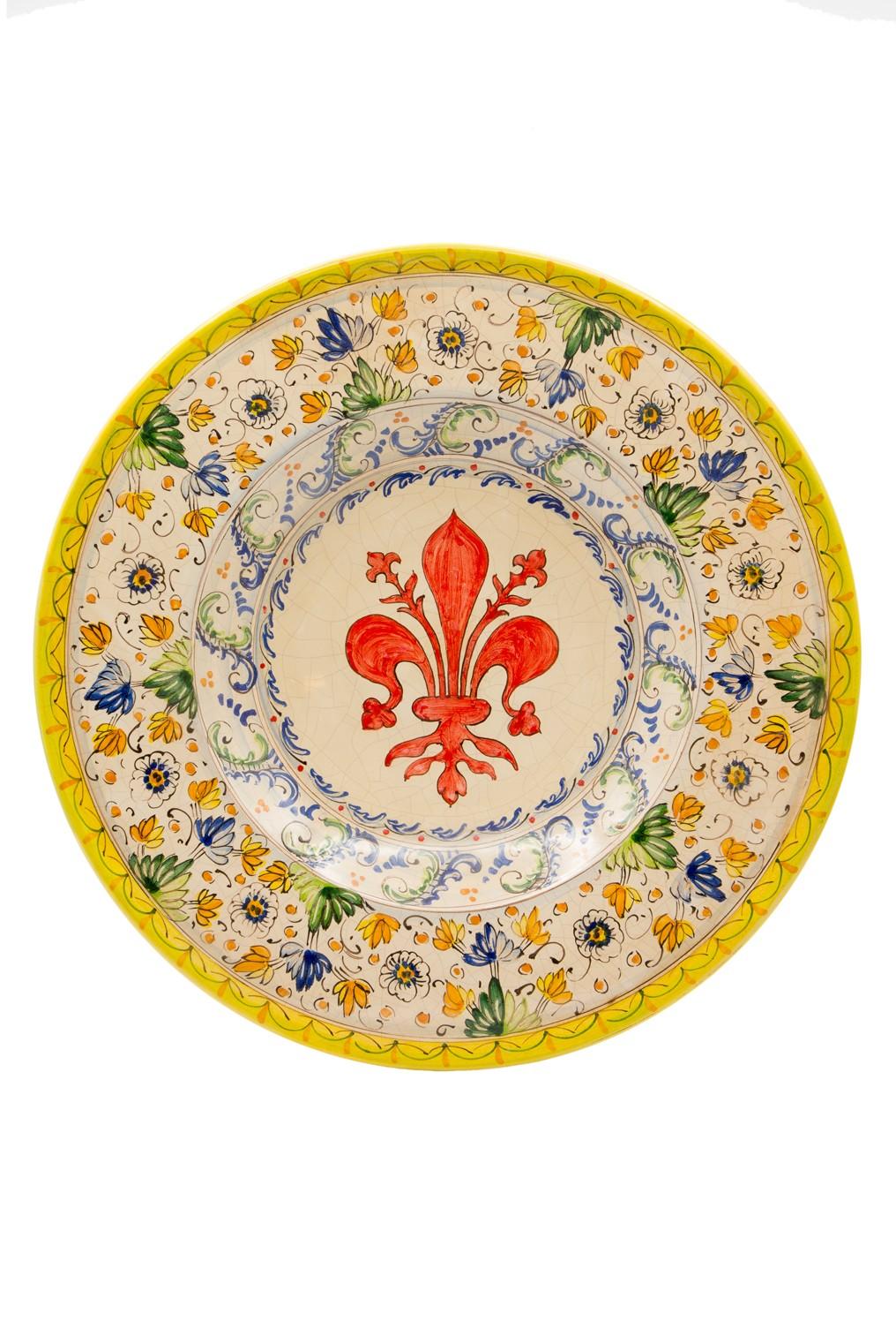 Perle in ceramica artigianale ak57 regardsdefemmes - Piatti decorativi ...